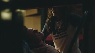 """Frankie Shaw cabalga frenéticamente sobre un miembro colega en la serie """"SMILF"""""""