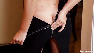 Tahlia Paris ofrece entrevistas, poses y bailes para Playboy